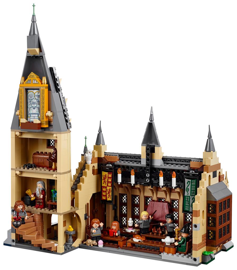 LEGO Harry Potter 75904 Hogwarts Great Hall 2