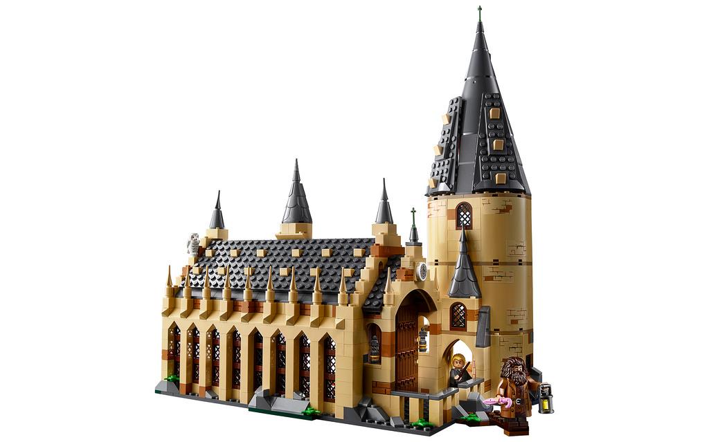 LEGO Harry Potter 75904 Hogwarts Great Hall 3