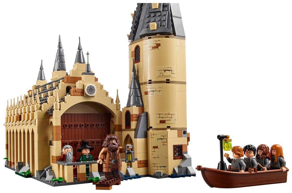 LEGO Harry Potter 75904 Hogwarts Great Hall 4