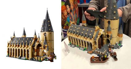 LEGO_Harry_Potter_75904_Hogwarts_Great_Hall_spot_the_difference