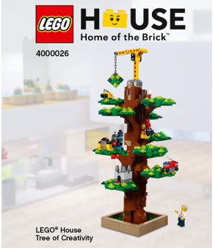 LEGO House 4000026 Tree Of Creativity