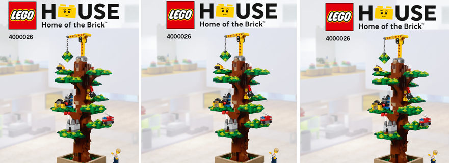 LEGO House 4000026 Tree Of Creativity Featured
