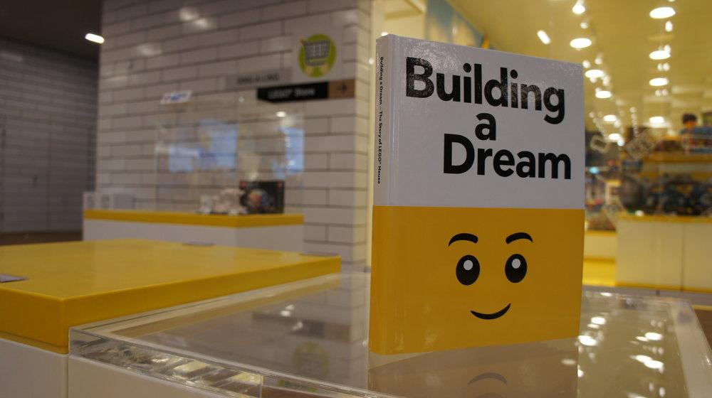 LEGO House Building A Dream