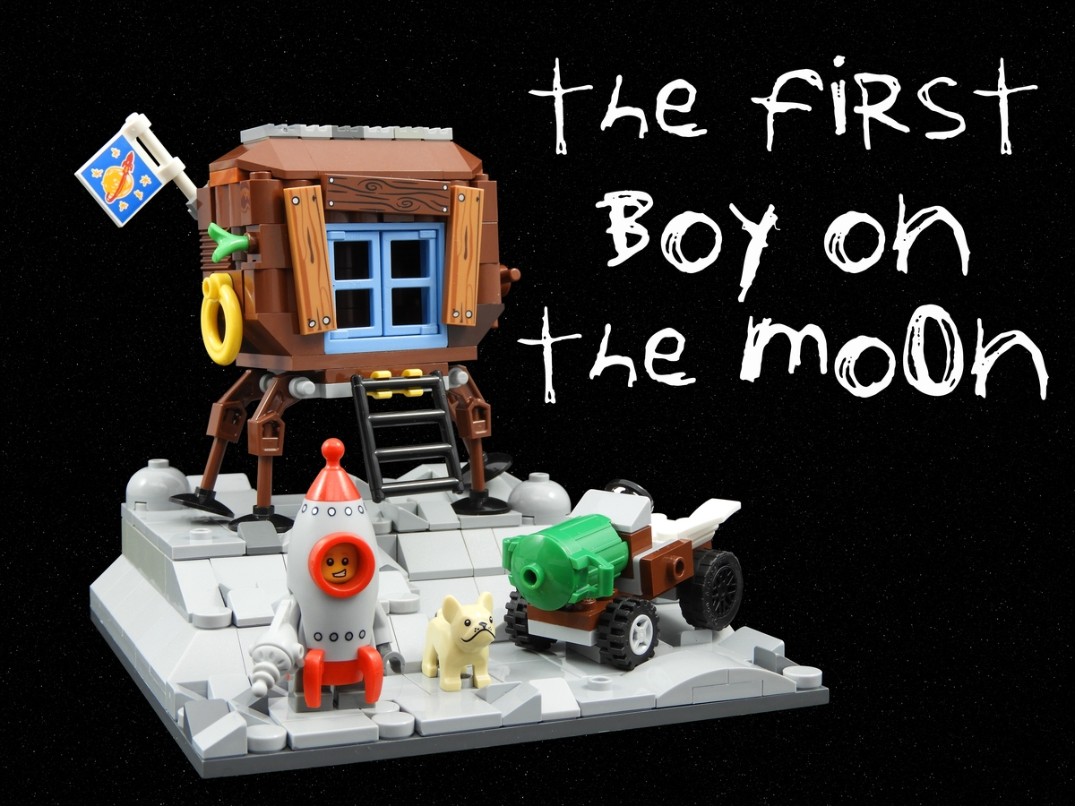 vote now for lego ideas moments in space. Black Bedroom Furniture Sets. Home Design Ideas