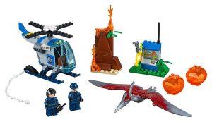 LEGO Jurassic World 10756 Pteranodon Escape 300x173