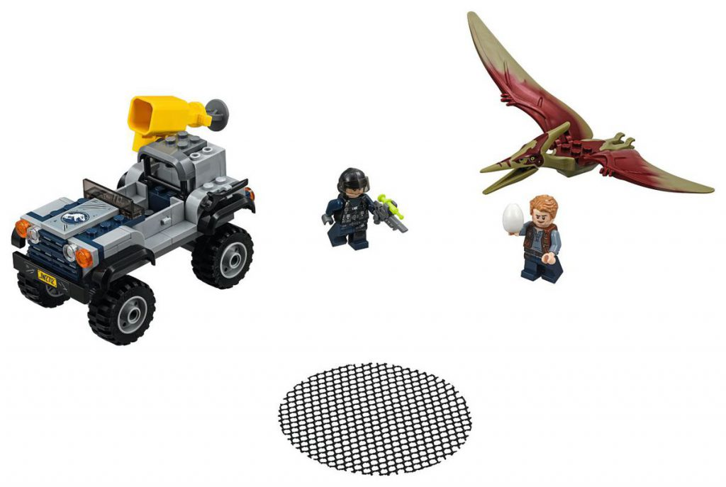 LEGO_Jurassic_World_75926_Pteranadon_Escape
