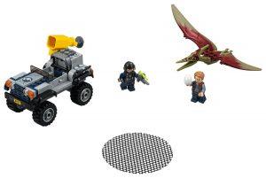 LEGO Jurassic World 75926 Pteranadon Escape 300x201