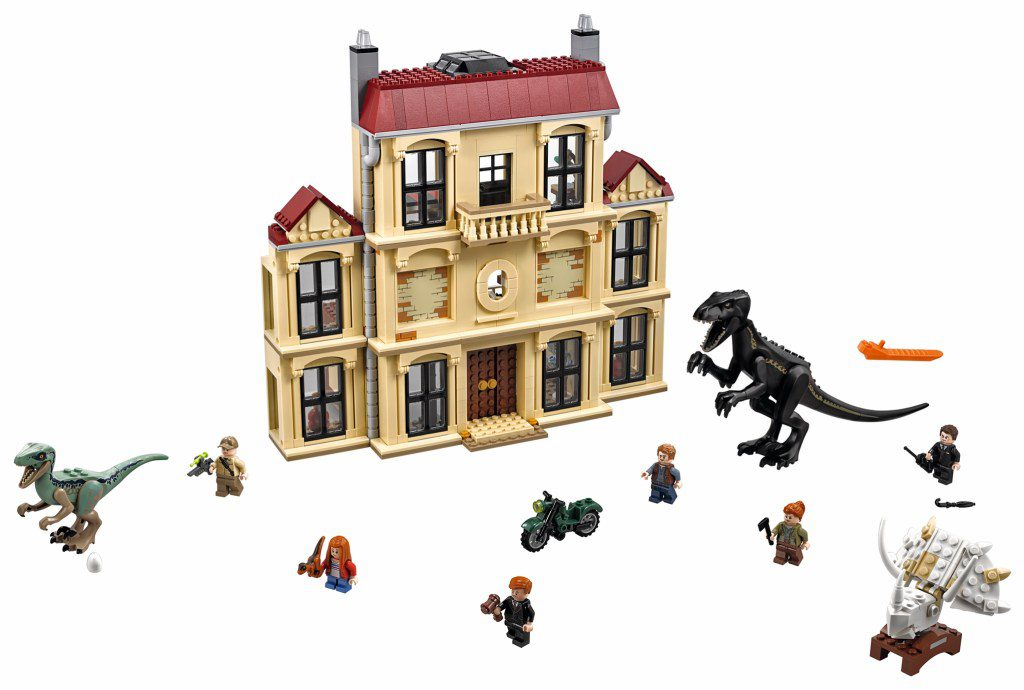 LEGO_Jurassic_World_75930_Indoraptor_Rampage_at_Lockwood_Estate