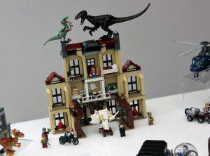 LEGO Jurassic World 75930 Indoraptor Rampage At Lockwood Estate 1 300x222