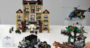 LEGO Jurassic World 75930 Indoraptor Rampage At Lockwood Estate 3 300x160