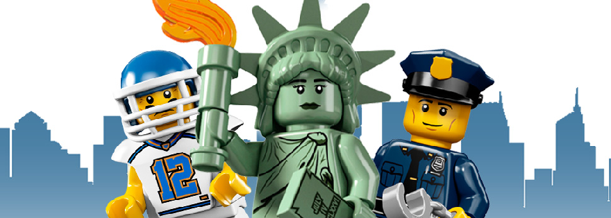 LEGO LIVE NYC Featured