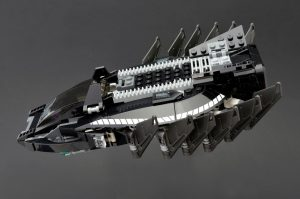 LEGO Marvel Super Heroes 76100 Royal Talon Fighter Attack 2 300x199