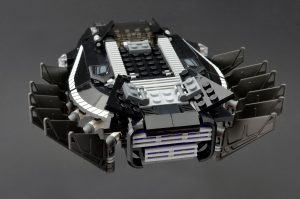 LEGO Marvel Super Heroes 76100 Royal Talon Fighter Attack 3 300x199