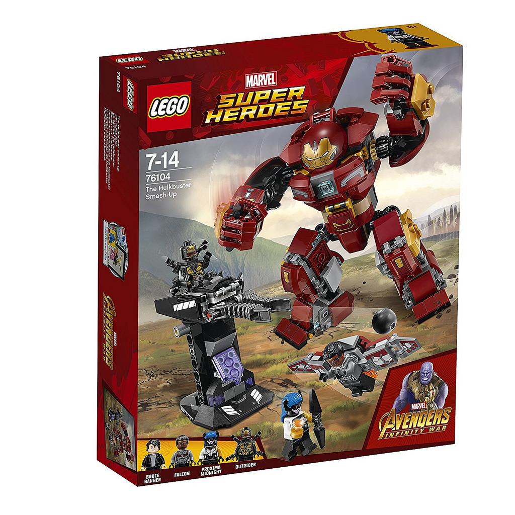 LEGO_Marvel_Super_Heroes_76104_The_Hulkbuster_Smash_Up_1