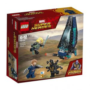 LEGO Marvel Super Heroes Outrider Dropship Attack 1 300x300