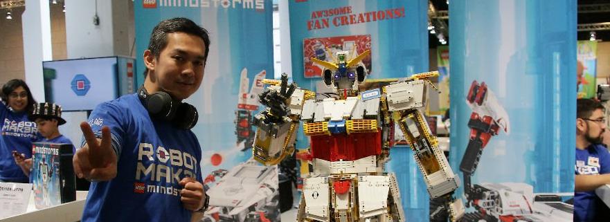 LEGO Mindstorms Evan featured