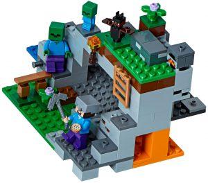 LEGO Minecraft 21141 The Zombie Cave