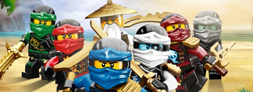 LEGO NINJAGO TV Featured
