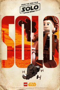 LEGO Solo Poster 1 203x300