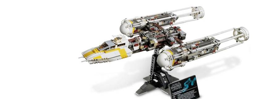 LEGO Star Wars 10134 Y Wing