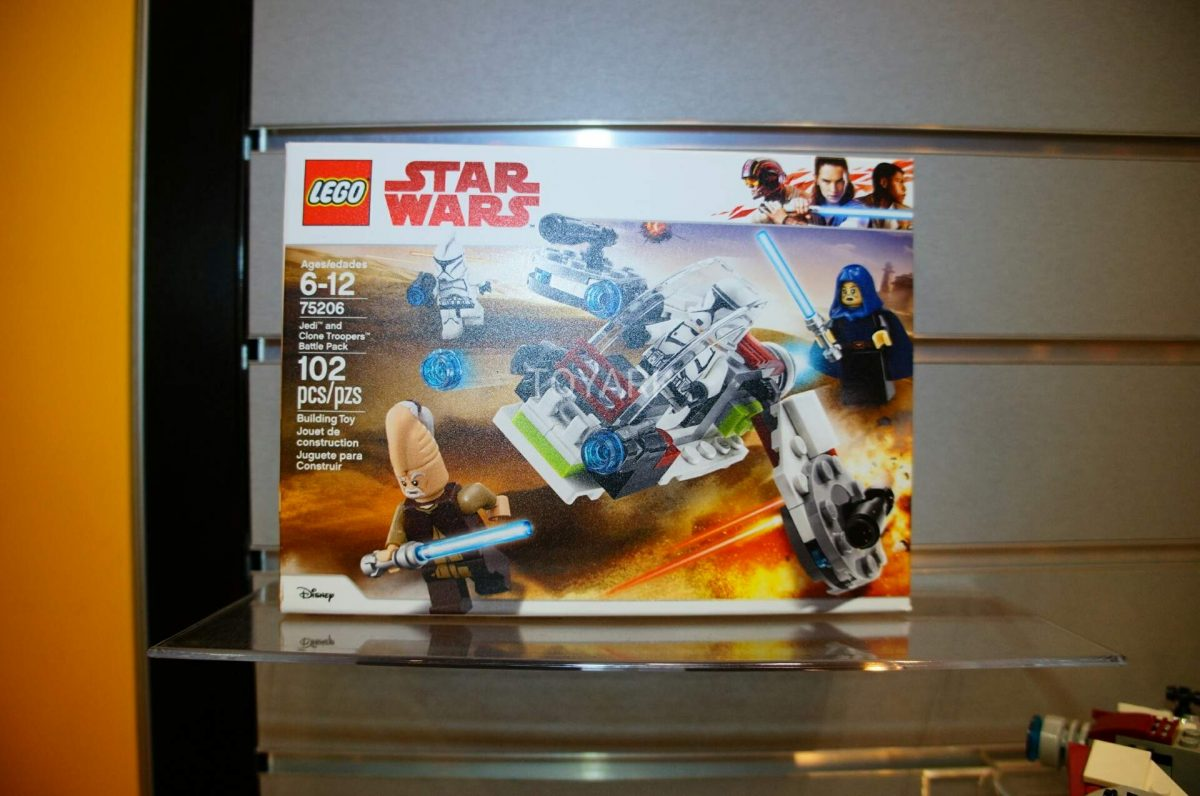 LEGO Star Wars 75206 Jedi Clone Troopers Battle Pack 1