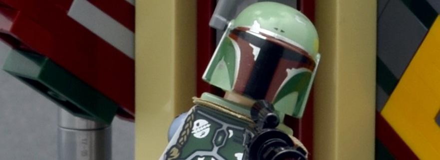 LEGO Star Wars Boba Fett Featured