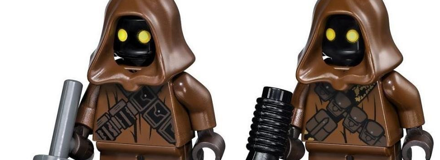 LEGO Star Wars Jawas featured