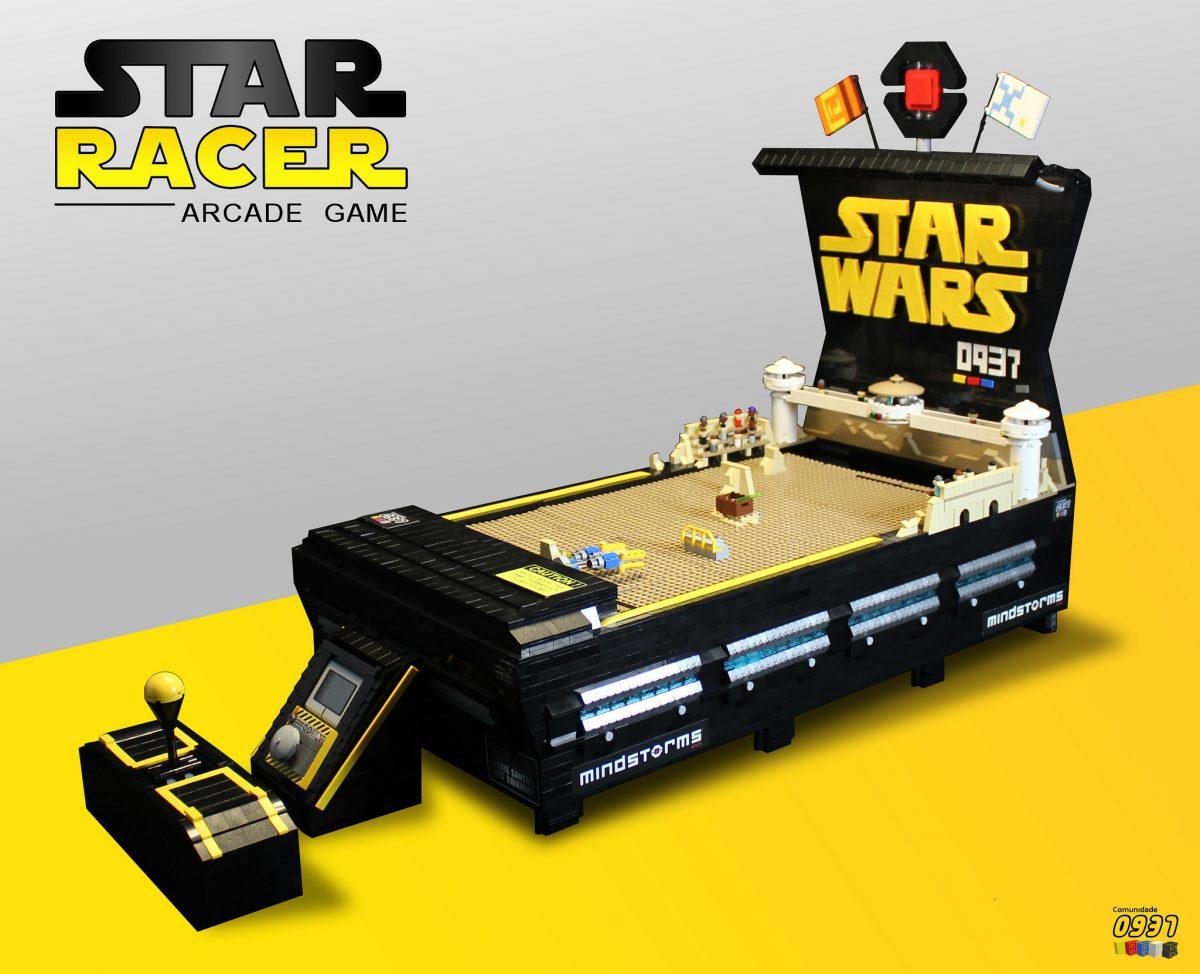 LEGO Star Wars Podrace Arcade Game 1