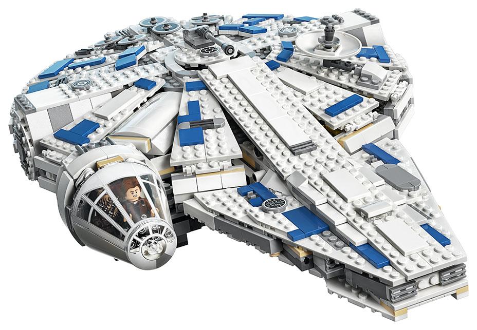 LEGO Star Wars Solo 75212 Kessel Run Millennium Falcon 1