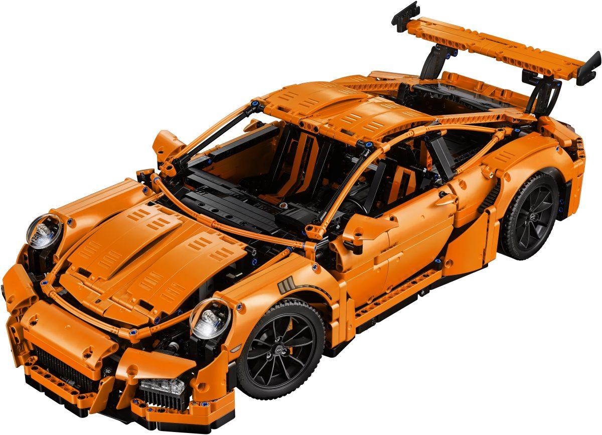LEGO Technic 40256 Porsche 911 GT3 RS