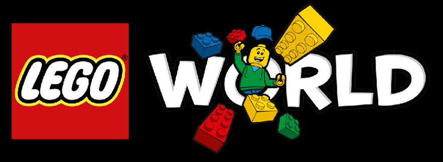 LEGO World Logo