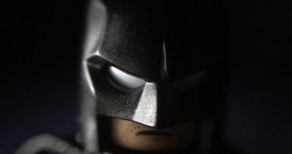 MinifigureMacros Batman