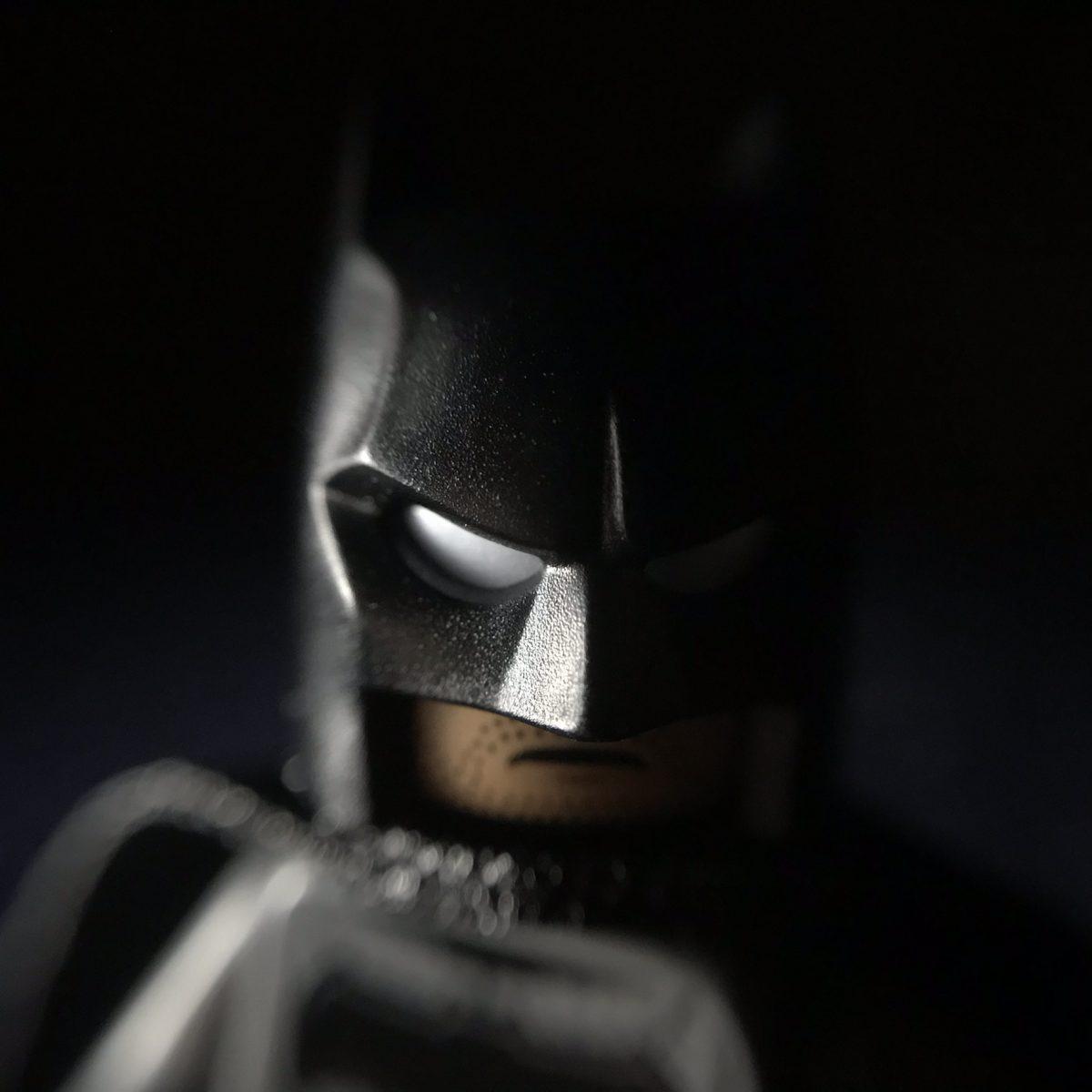 MinifigureMacros Batman