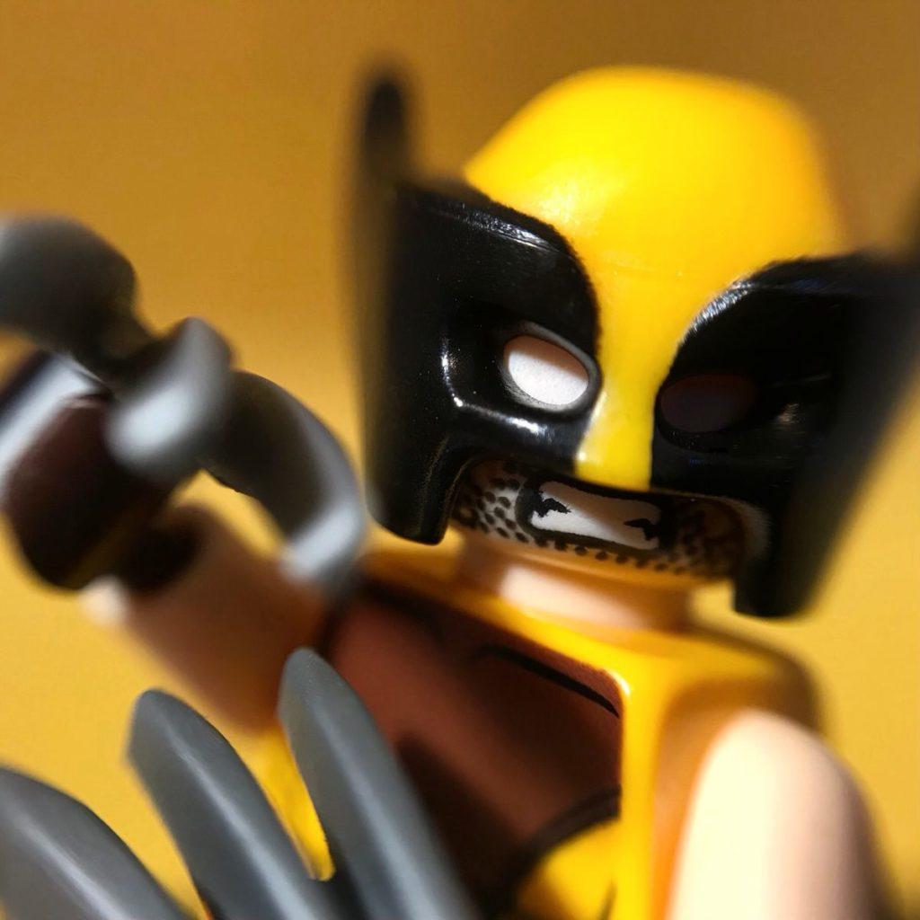 MinifigureMacros Wolverine