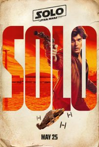 Solo A Star Wars Story Poster 1 202x300
