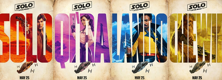 Solo A Star Wars Story Poster Featured