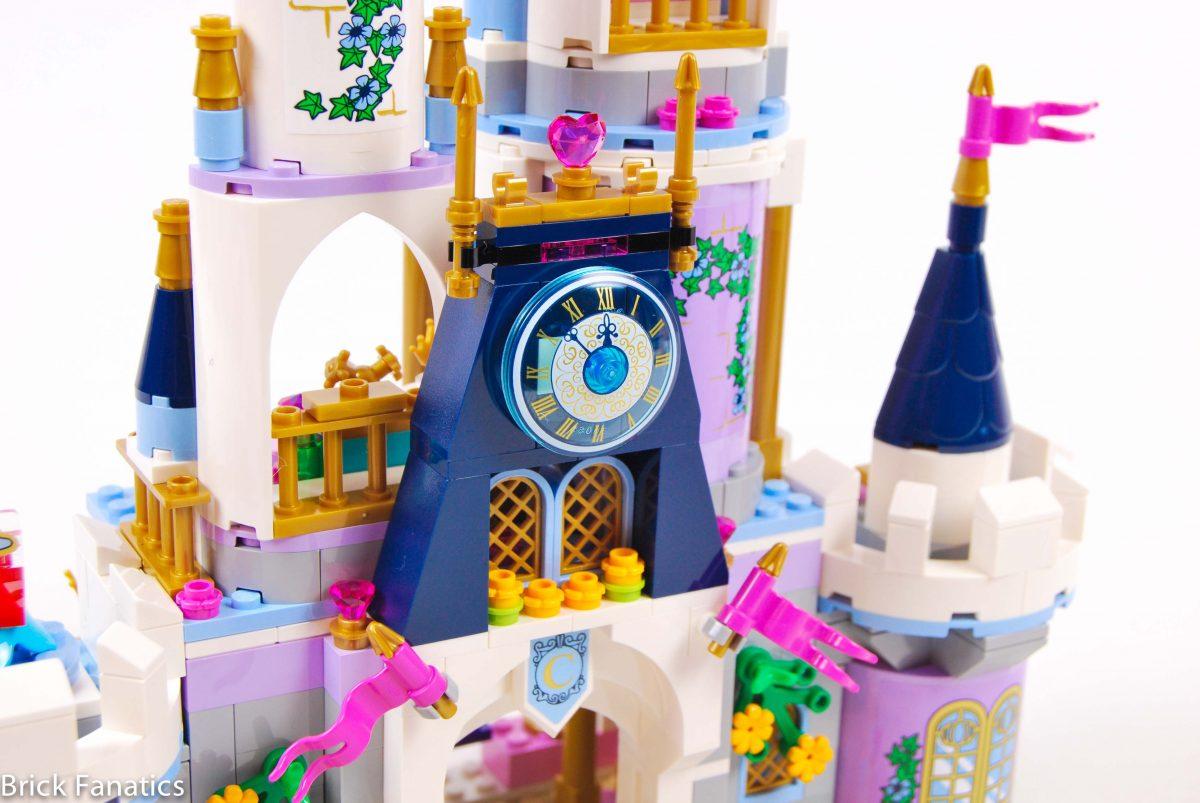 Cinderella Castle 41154 12