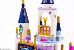 Cinderella Castle 41154 13 300x201