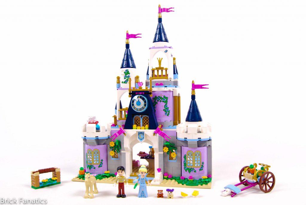Cinderella Castle 41154-2