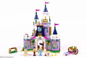 Cinderella Castle 41154 2 300x201