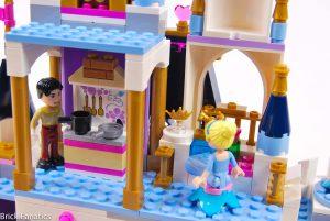 Cinderella Castle 41154 21 300x201