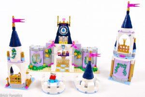Cinderella Castle 41154 27 300x201