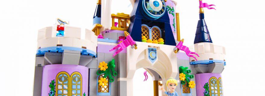 Cinderella Castle 41154-30