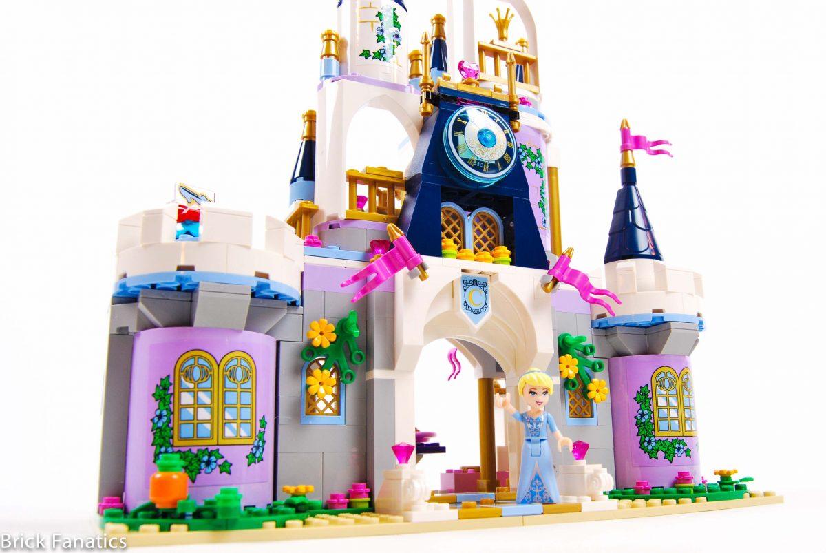 Cinderella Castle 41154 30