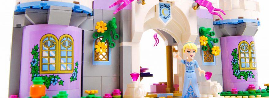 Cinderella Castle 41154-31