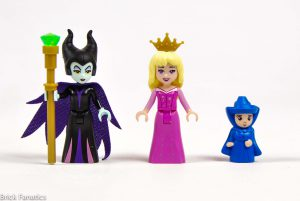 Disney 2018 Sets (Sleeping Beauty, Cinderella, Frozen, Mulan, Little Mermaid)-23