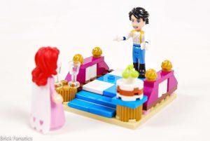 Disney 2018 Sets (Sleeping Beauty, Cinderella, Frozen, Mulan, Little Mermaid)-45