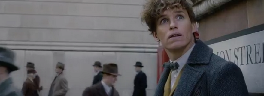 Fantastic Beasts Trailer Featured