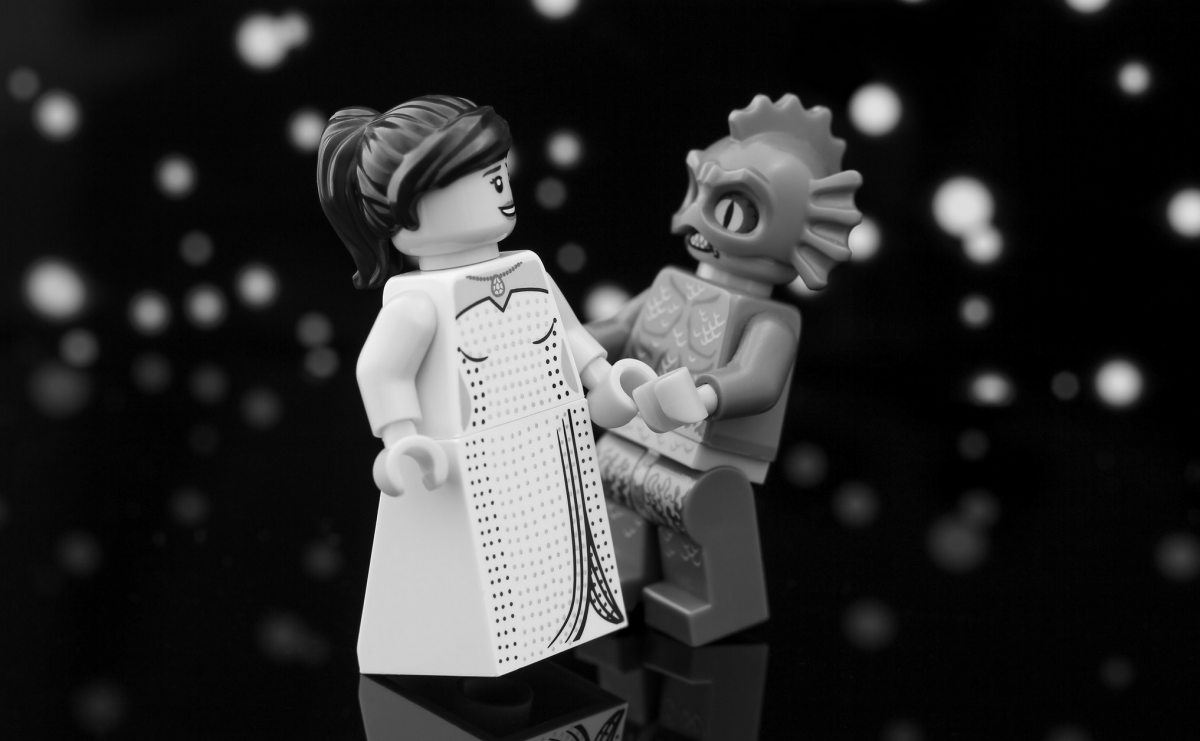 LEGO Shape Of Water