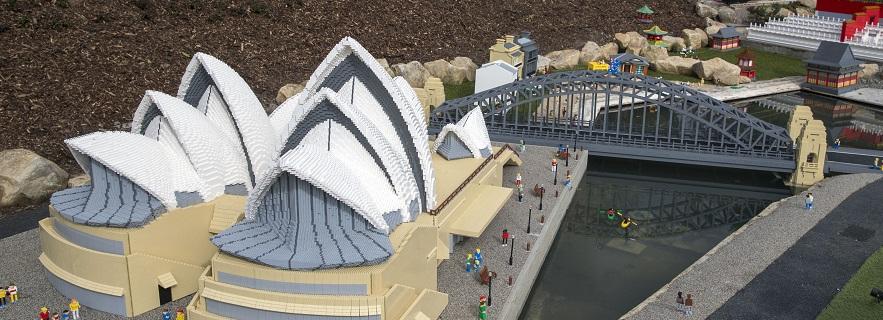 LEGOLAND Windsor Miniland Sydney Featured